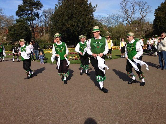 Morris Dancing Birmingham
