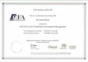 CFA Investment Management
