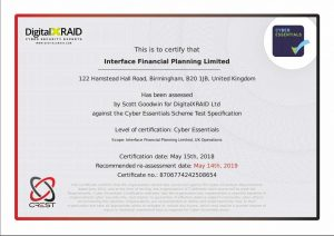 """<p style=""""color: white;""""> Cyber Essentials Certification </style>"""