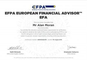 European Financial Advisor